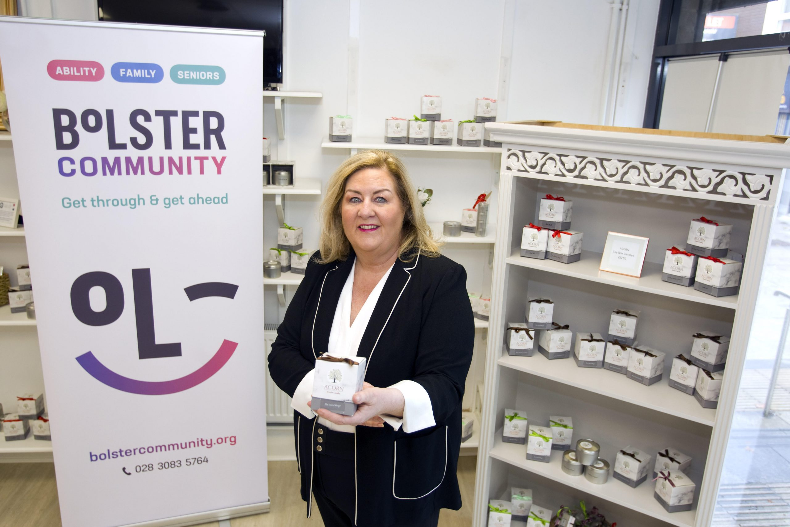 Bolster Community provides a safety net for Newry and Mourne through COVID-19